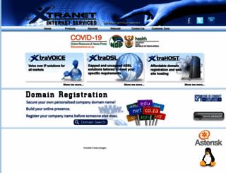 xtravoice.co.za screenshot