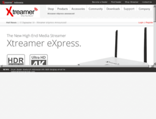 xtreamerindo.com screenshot