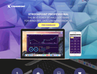 xtreempoint.com screenshot