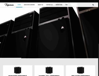 xtremededi.com screenshot