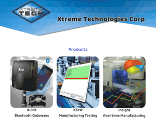 xtremetechcorp.com screenshot