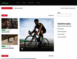 xtri.pl screenshot
