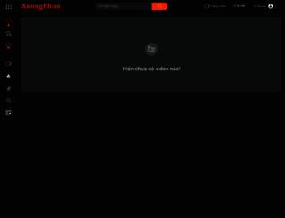xuongphim.com screenshot