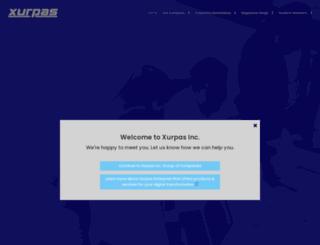 xurpas.com screenshot