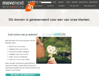 xxodd.nl screenshot