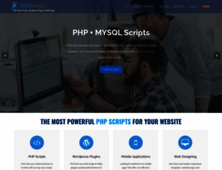 xyzscripts.com screenshot