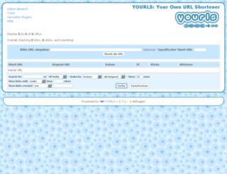 y-url.de screenshot