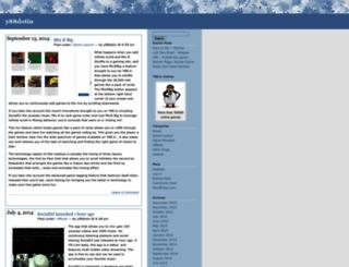 y88dotin.wordpress.com screenshot