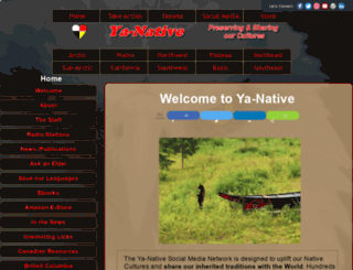 ya-native.com screenshot