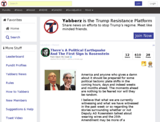 yabberz.com screenshot