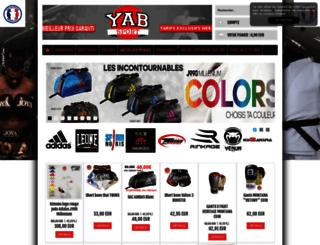 yabsport.com screenshot