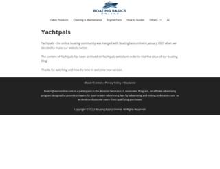 yachtpals.com screenshot
