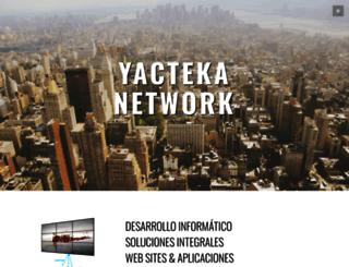 yacteka.net screenshot
