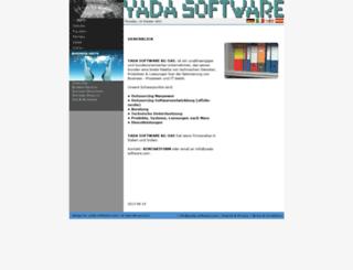 yada-software.com screenshot