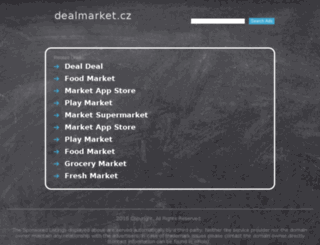 yadd.dealmarket.cz screenshot