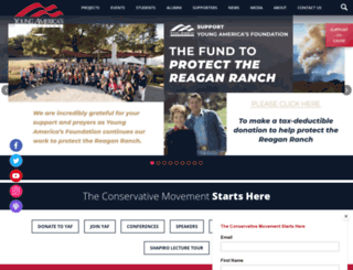 yaf.com screenshot