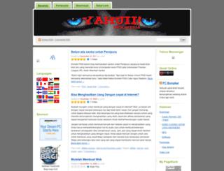 yahuii.wordpress.com screenshot