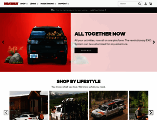 yakima.com screenshot
