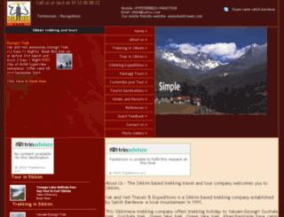 yaknyeti.com screenshot