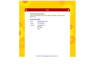 yaksstore.com screenshot