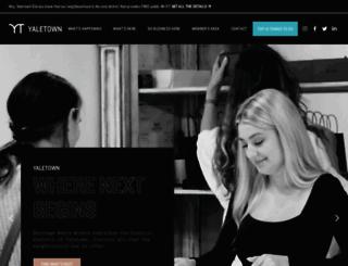 yaletowninfo.com screenshot
