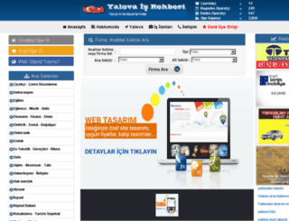 yalovaisrehberi.org screenshot