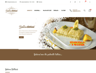 yalovasutlusu.com screenshot