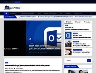 yamazaj.com screenshot