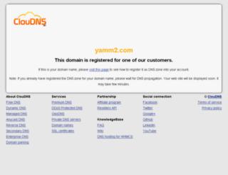 yamm2.com screenshot