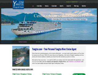 yangtze.com screenshot