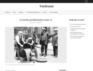 yankuam.com screenshot
