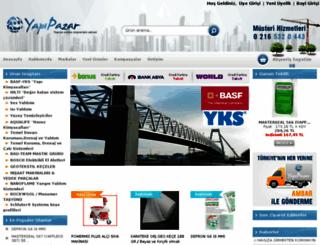 yapipazar.com screenshot