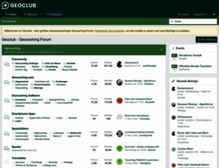 yapis.geoclub.de screenshot