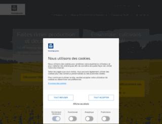 yara.fr screenshot