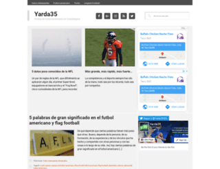 yarda35.com screenshot