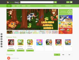 yasminemarket.com screenshot