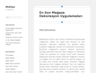 yatakodasimobilyasi.com screenshot
