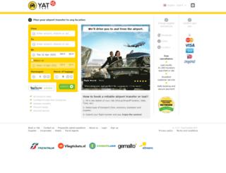 yattaxi.com screenshot