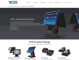ycr.co.uk screenshot