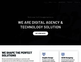 ydesignservices.com screenshot