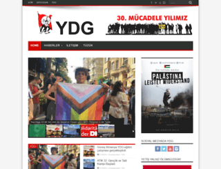 ydg-online.org screenshot