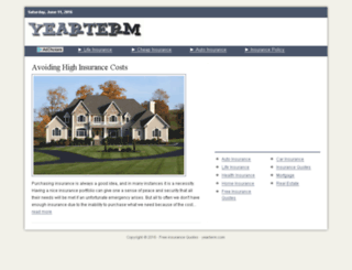 yearterm.com screenshot