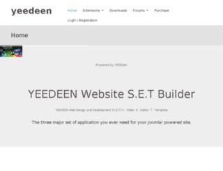 yeedeen.com screenshot