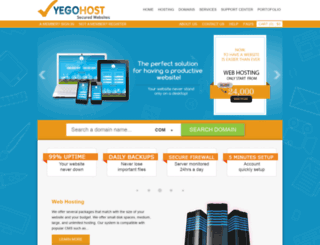 yegohost.com screenshot