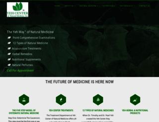 yehcenter.com screenshot