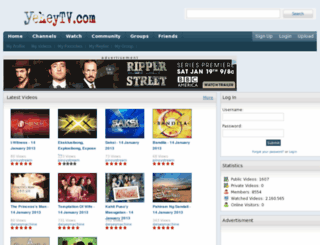 yeheytv.info screenshot