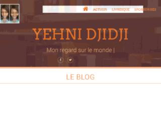 yehnidjidji.com screenshot