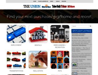 yellowlinks.theunion.com screenshot