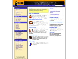 yeniden.org.tr screenshot