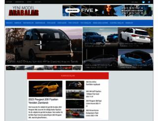 yenimodelarabalar.com screenshot